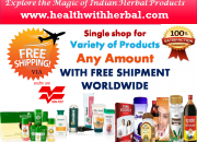 Indian Ayurvedic and Herbal Products Online Shopping