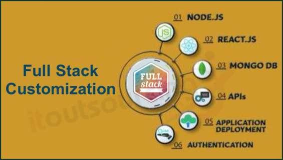 Full stack development services