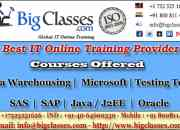 Free live demo on MicroStrategy online training