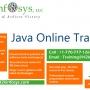 Core JAVA/J2EE Online Training in USA, UK, Canada, Australia